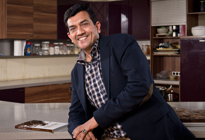 sanjeev-kapoor top ten chefs in asia