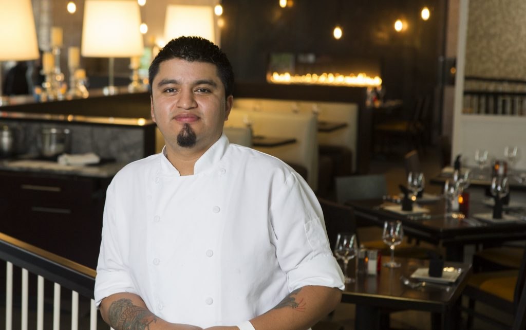 Chef Alfredo Solis dishwasher to top 10 chefs