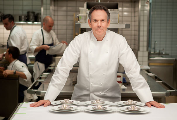 Thomas keller Dishwasher top 10 chefs