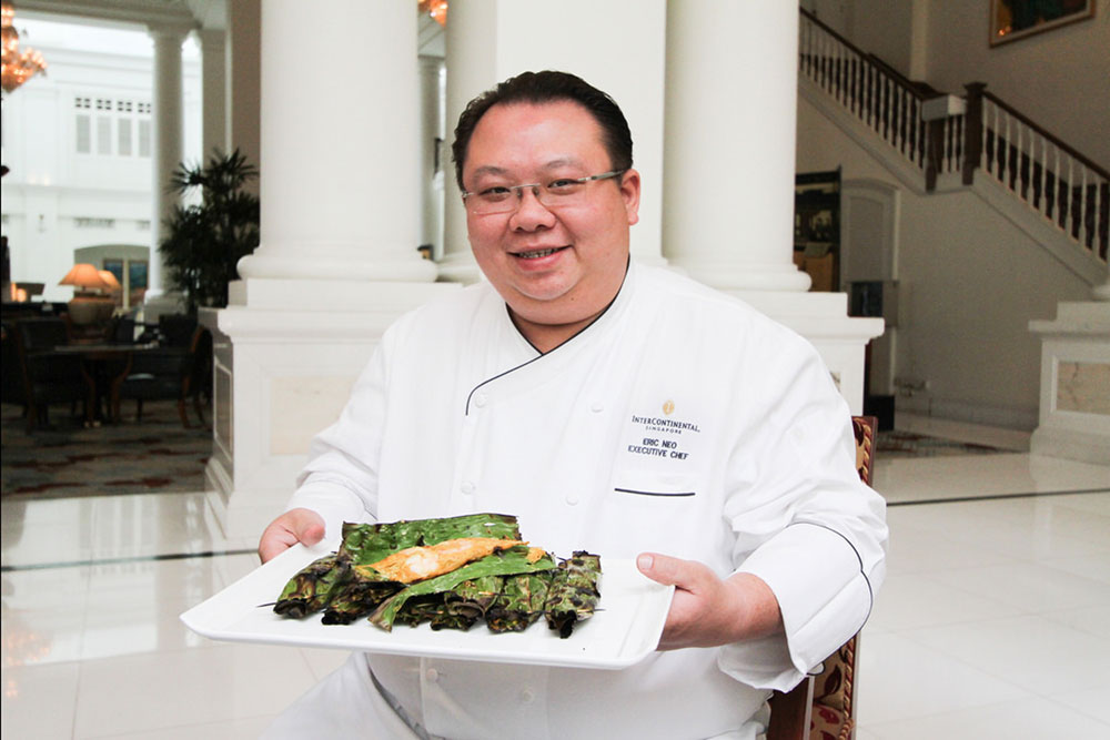 Eric Neo top malaysian chef
