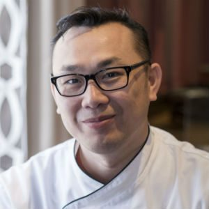 Michael Wong top 10 chefs in malaysia