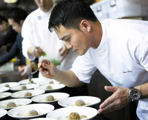 Sam Leong top 10 chefs in malaysia
