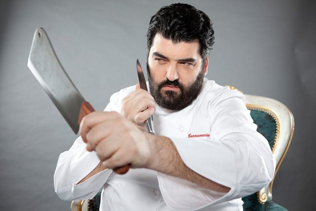 Antonino Cannavacciuolo top 10 chefs in Italy