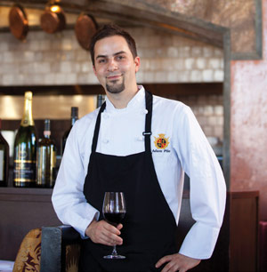 Chef Adam Pile top 10 chefs in Florida
