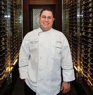 Chef Proprietor Dennis Labrador top ten chefs in Florida