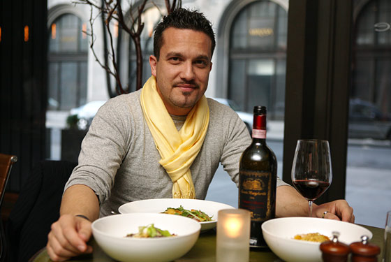 FABIO VIVIANI top ten chefs in Italy