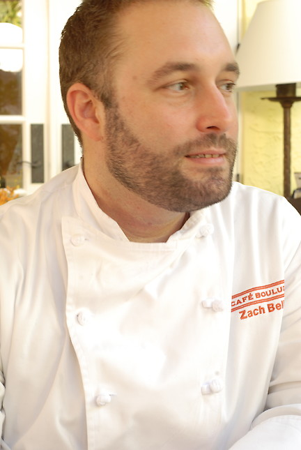 chef Zach Bell top famous chefs in Florida