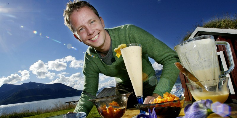 Andreas Viestad best top 10 chefs in Norway