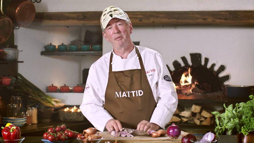 Arne Olav Brimi top Norwegian chefs