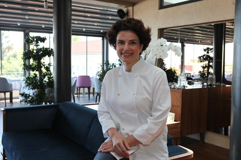 Aylin Yazıcıoğlu top famous 10 chefs in Istanbul Turkey
