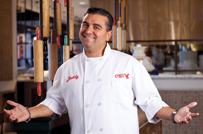 Buddy valastro top chefs in Las Vegas