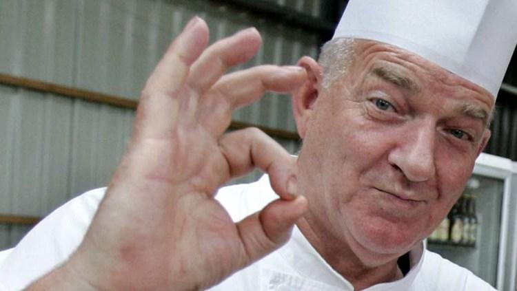 Cas Spijkers top ten chefs in Netherlands