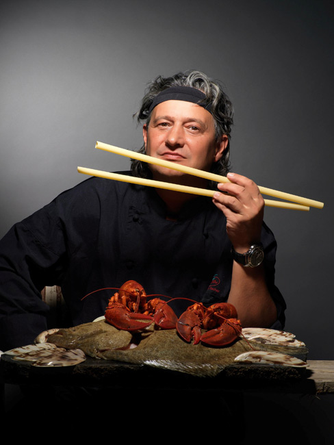 Chef Burkhard Bacher celebrity top 10 chefs in Hong Kong