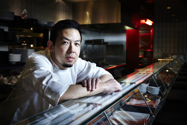 Chef Chase Kojima celebrity top ten chefs in Hong Kong