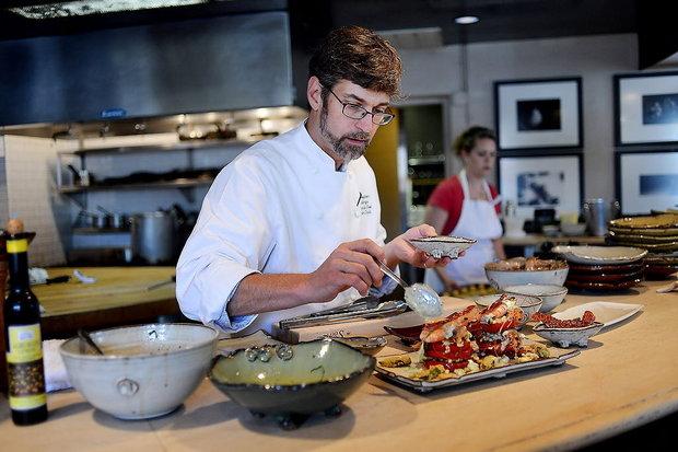 Chef Chris Hastings top ten chefs in Birmingham