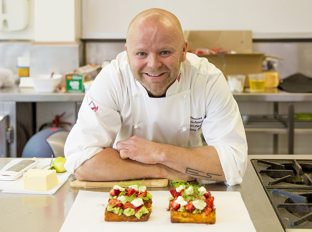 Chef Erling Sundal top 10 chefs in Norway