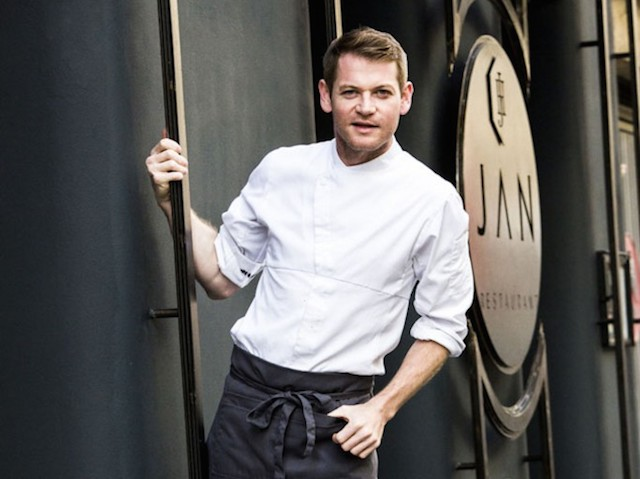 Chef Jan van der Westhuizen top African chefs