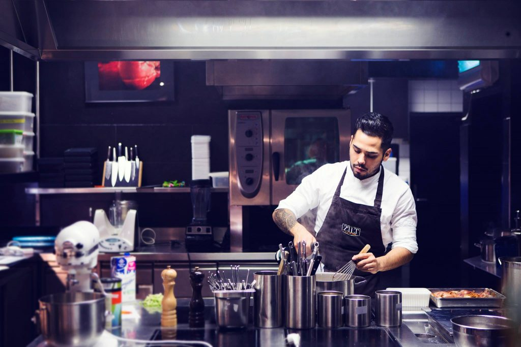 Chef Jose Luis Hinostroza top 10 chefs in Netherlands