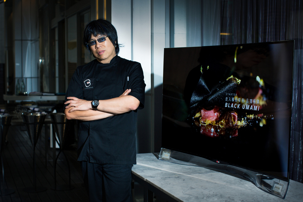 Demon Chef famous top 10 chefs in Hong Kong