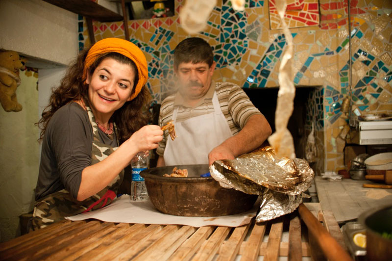 Dilara Erbay Top 10 chefs in Istanbul Turkey