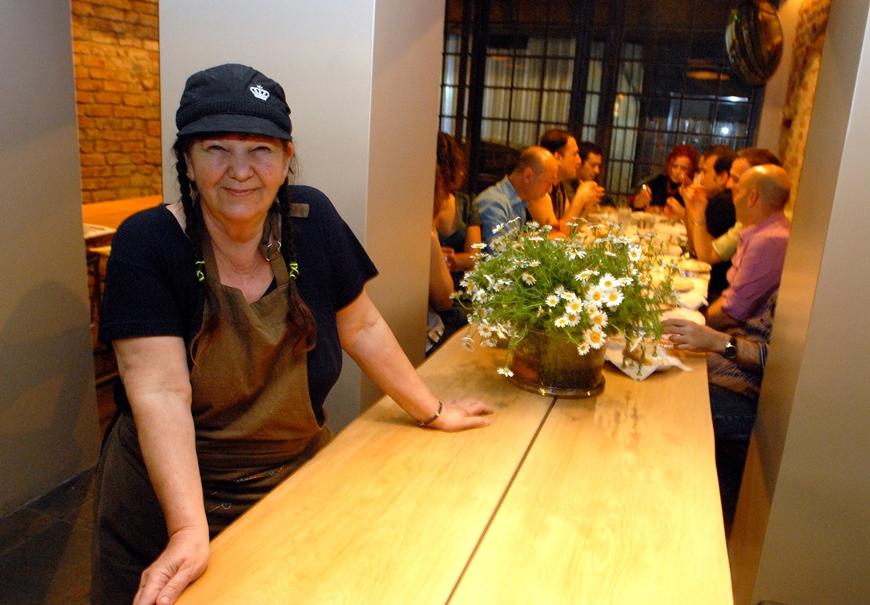 Ece Aksoy top 10 chefs in Istanbul Turkey