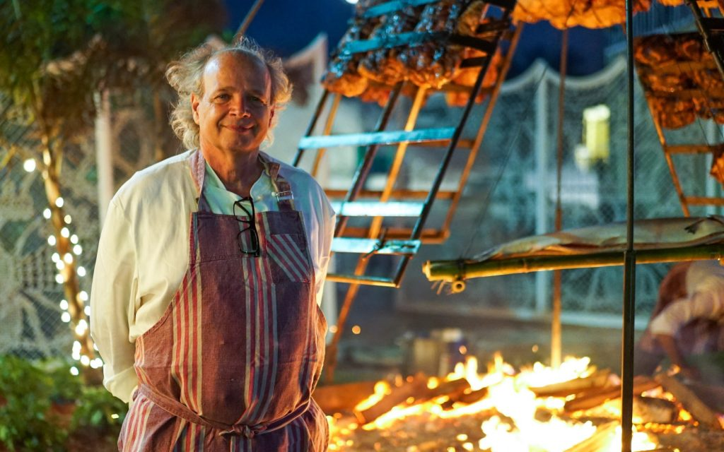 Francis Mallmann top famous chefs in Argentina