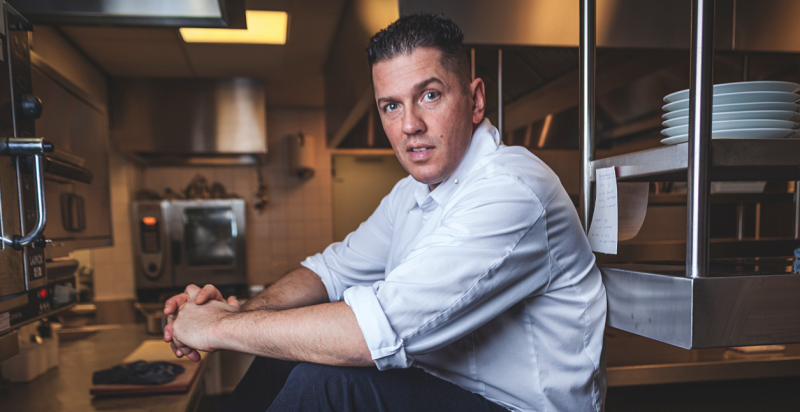 Jacob Jan Boerma Top Dutch chefs