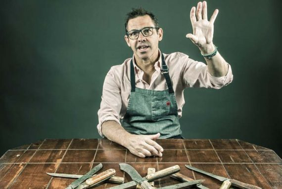 John Tesar top ten chefs in Dallas