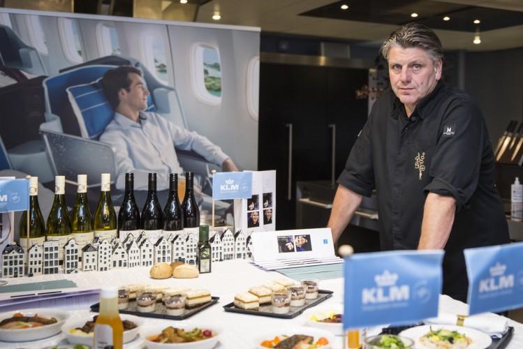 Jonnie Boer Top 10 chefs in Netherlands
