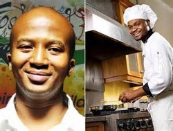 Lucas Ndlovu top ten chefs in South Africa