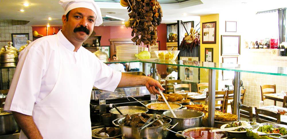 Musa Dağdeviren Top 10 chefs in Istanbul Turkey