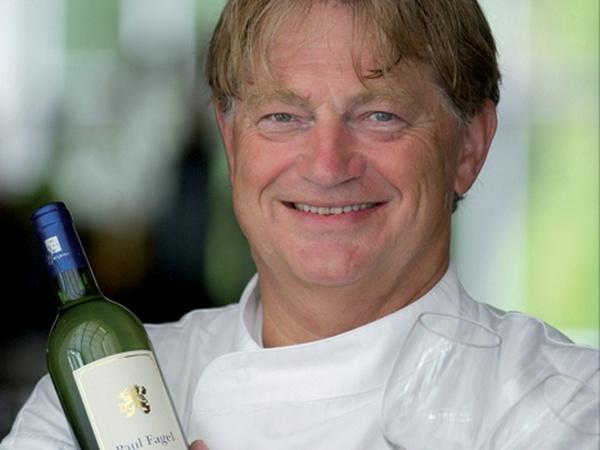 Paul Fagel top 10 chefs in Netherlands