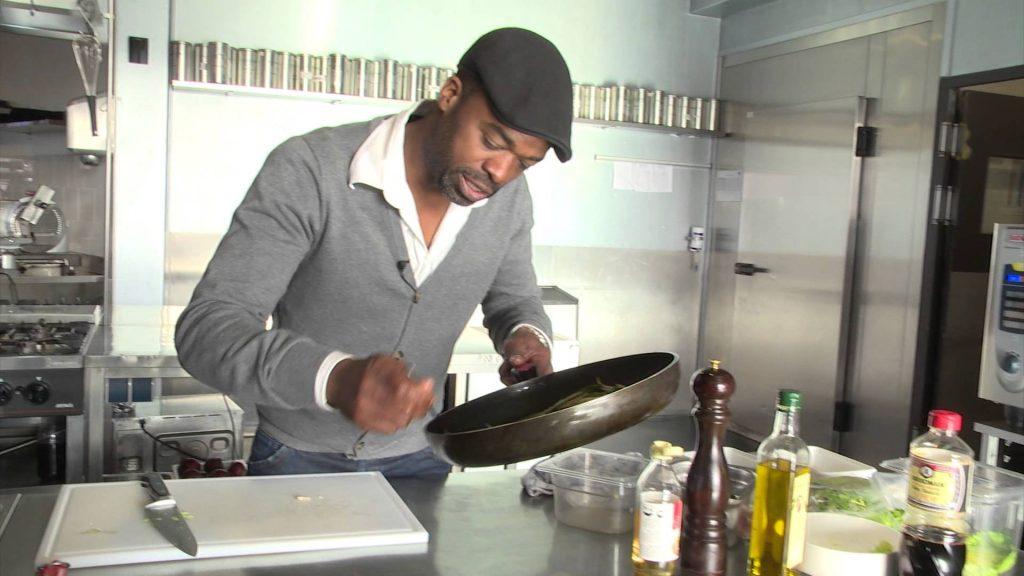 Ramon Beuk top Dutch chefs