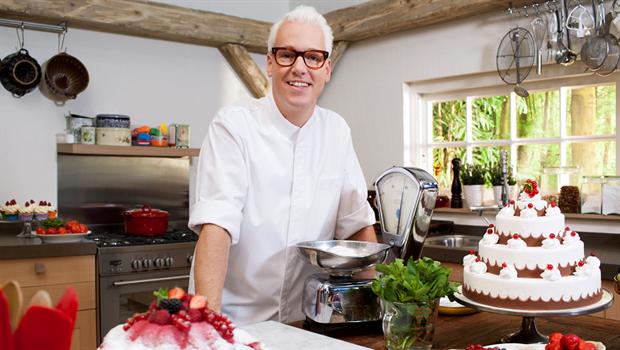 Rudolph van Veen top 10 Dutch chefs
