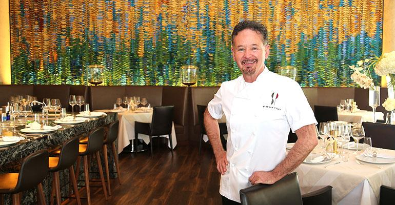 Stephan Pyles Top 10 chefs in Dallas