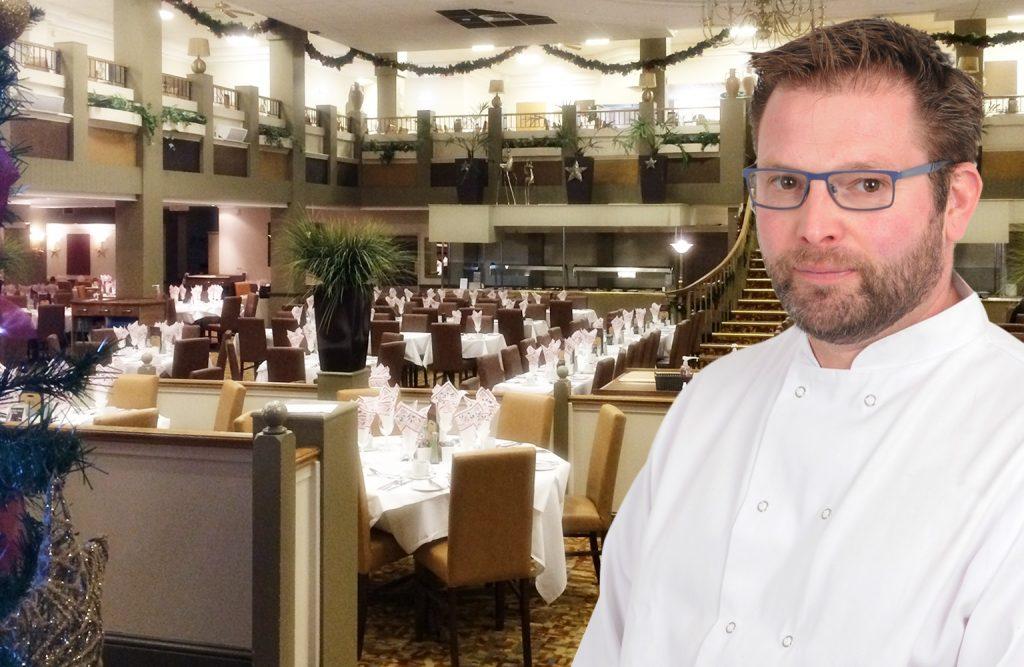 Stuart Brown top 10 chefs in Birmingham