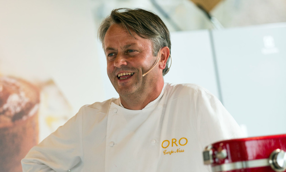 Terje Ness top most Norwegian chefs