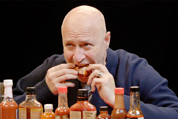 Tom Colicchio top 10 chefs in Las Vegas
