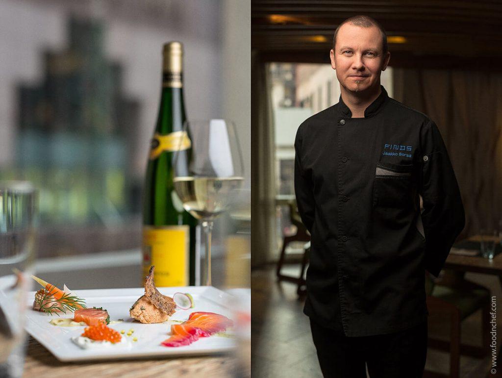 chef Jaakko Sorsa top 10 chefs in Hong Kong