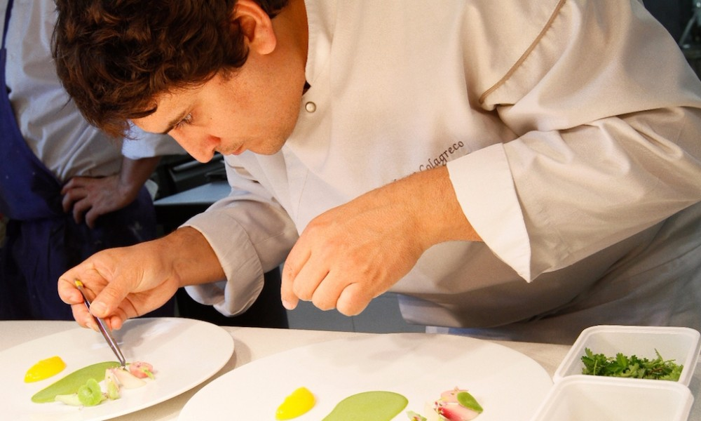 chef Mauro Colagreco top chefs in Argentina