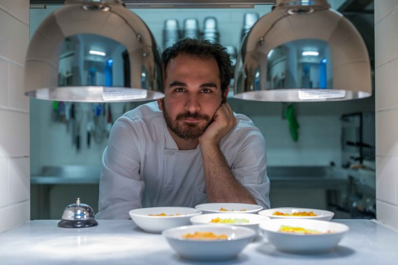 top 10 chefs in Istanbul Turkey