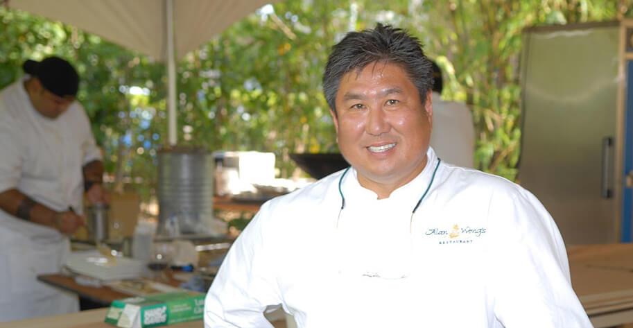 Alan wong top richest chefs