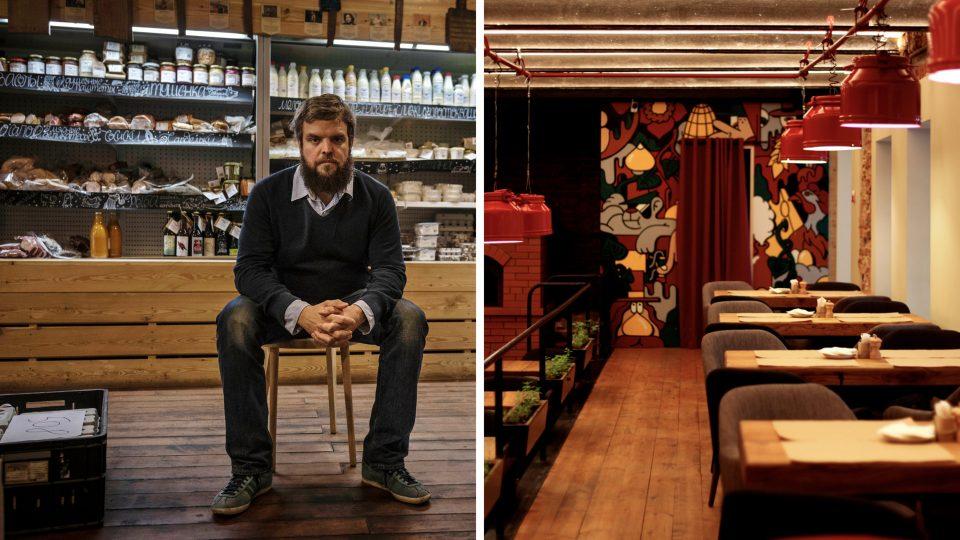 Boris Akimov popular top 10 chefs in Russia