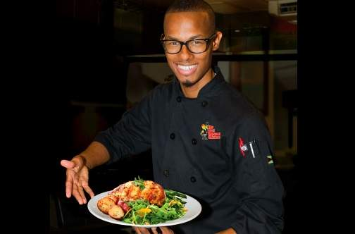 Brian Lumley Top 10 chefs in Caribbean