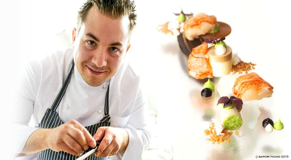 Chef Philipp Jay Meise top Russsian chefs