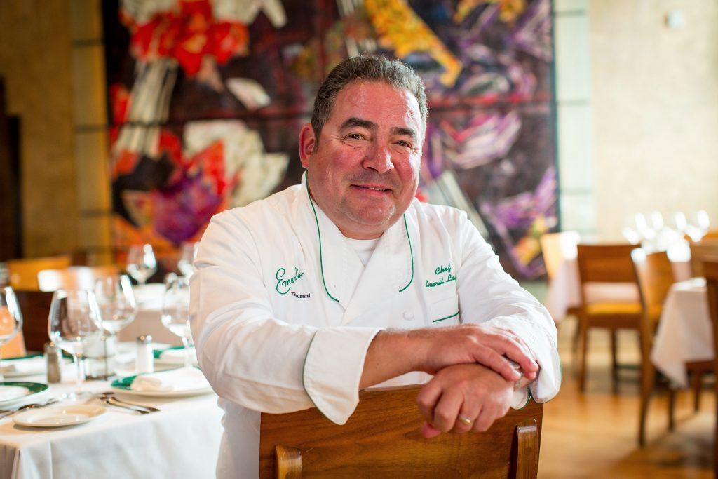 Emeril Lagasse richest top 10 chefs in world