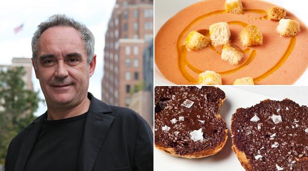 Ferran Adrià top 10 chefs in Catalan