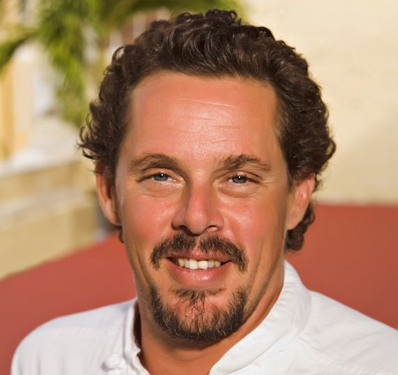Frank Pugliese Celebrity Top 10 chefs in Caribbean