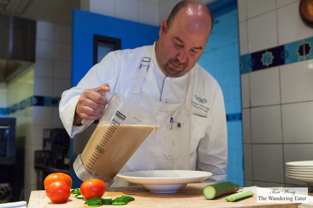 Jasper Schneider Top 10 chefs in Caribbean