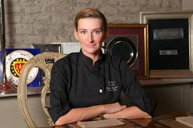 Laura Bridge top famous Russian chefs